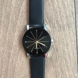 Other - Men's fashion watch black